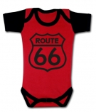Body bebé ROUTE 66 RC