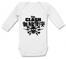 Body bebé THE CLASH JAPAN WL