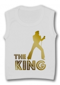 Camiseta sin mangas ELVIS THE KING TW