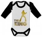 Body bebé ELVIS THE KING WWL