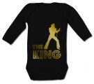 Body bebé ELVIS THE KING BL