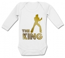 Body bebé ELVIS THE KING WL