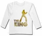 Camiseta ELVIS THE KING WL