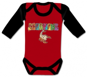 Body bebé SCORPIONS PAINT RL