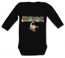 Body bebé SCORPIONS PAINT BL