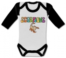 Body bebé SCORPIONS PAINT WWL