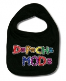 Babero DEPECHE MODE PAINT B.