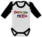 Body bebé DEPECHE MODE PAINT WWL