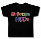 Camiseta DEPECHE MODE PAINT BC