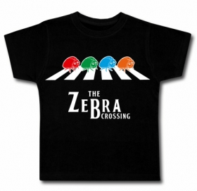 Camiseta THE ZEBRA CROSSING BC