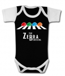 Body bebé THE ZEBRA CROSSING BBC