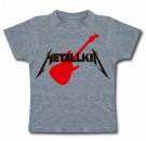 Camiseta METALLKID GC