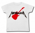 Camiseta METALLKID WC