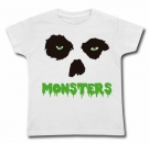 Camiseta MONSTERS WC
