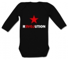 Body bebé REVOLUTION LOVE BL