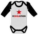 Body bebé REVOLUTION LOVE WWL
