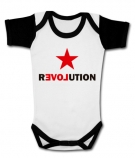 Body bebé REVOLUTION LOVE WWC