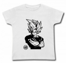 Camiseta SON GOKU WC