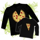Camiseta PAPA PIZZA+ Camiseta PIZZA BL