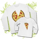 Camiseta PAPA PIZZA+ Camiseta PIZZA WL