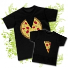 Camiseta PAPA PIZZA+ Camiseta PIZZA BC