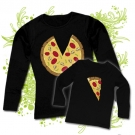 Camiseta MAMA PIZZA+ Camiseta PIZZA BL
