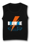 Camiseta sin mangas DAVID BROWNIE TB