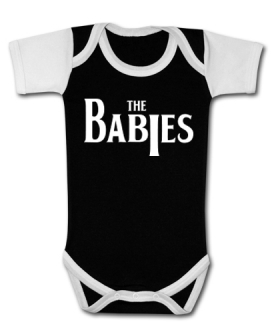 Body bebé BEATLES BABIES BBC