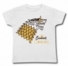 Camiseta SUMMER IS COMING WC