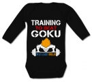Body TRAINING TO BEAT GOKU BL