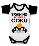 Body TRAINING TO BEAT GOKU WWC