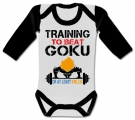 Body TRAINING TO BEAT GOKU WWL