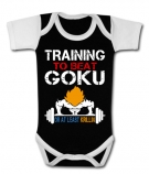 Body TRAINING TO BEAT GOKU BBC