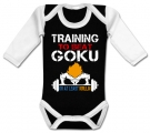 Body TRAINING TO BEAT GOKU BBL