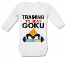 Body TRAINING TO BEAT GOKU WL