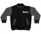 Chaqueta ROCK ON BLACK