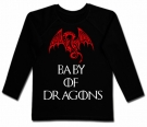 Camiseta BABY OF DRAGONS BL