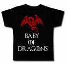 Camiseta BABY OF DRAGONS BC