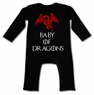 Pijama BABY OF DRAGONS BL