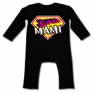Pijama SUPER MAMI (new) BL