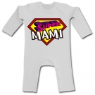 Pijama SUPER MAMI (new) WL