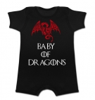 Pijama manga corta BABY OF DRAGONS BC