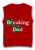 Camisetas sin mangas BREAKING DAD TR