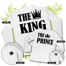Camiseta THE KING + Camiseta THE PRINCE WL