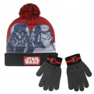 SET GORRO Y GUANTES STAR WARS
