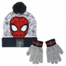 SET GORRO Y GUANTES SPIDERMAN