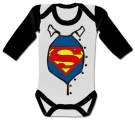 Body bebé SUPERMAN ACTION WWL