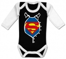 Body bebé SUPERMAN ACTION BBL