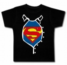 Camiseta SUPERMAN ACTION BC