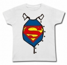 Camiseta SUPERMAN ACTION WC